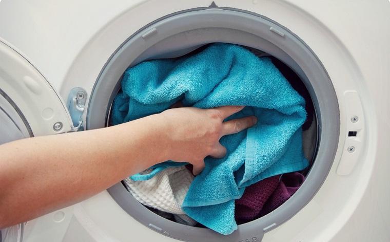 quần áo bị co sau khi giặt