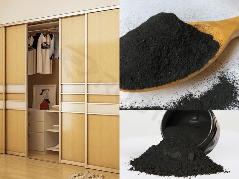 tủ quần áo bị mốc phải làm sao