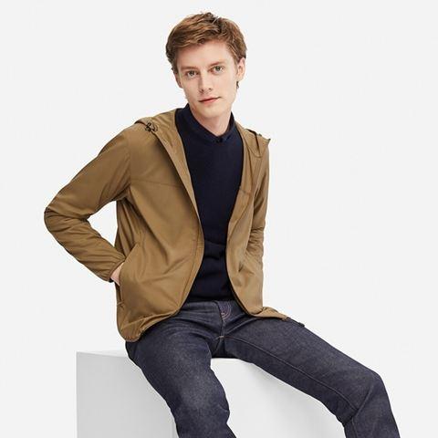 chọn áo khoác mùa đông cho người thấp