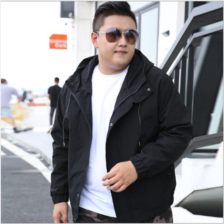 chọn áo khoác nam cho người béo