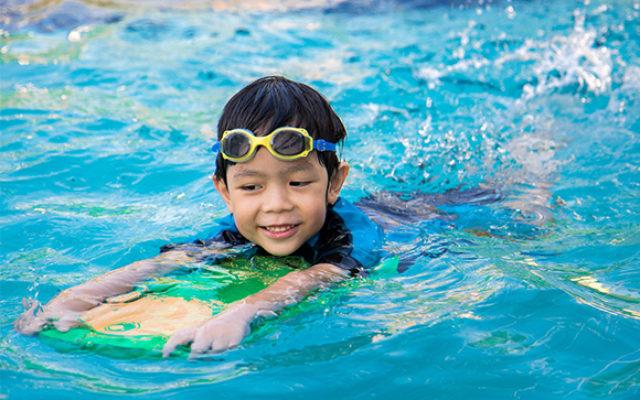 bơi lội bao lâu thì tăng chiều cao