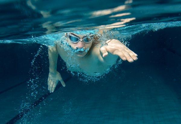 kỹ thuật bơi cho người mới học